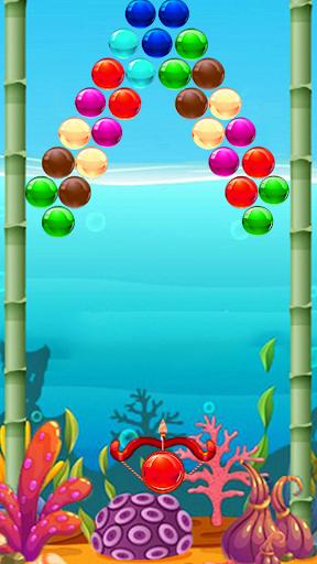 Magical Ball Shooter free games  captures d'écran 2