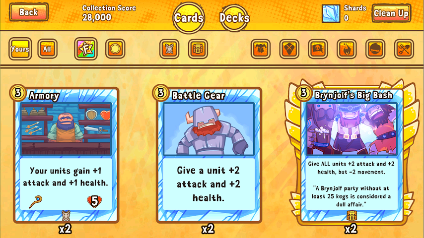 android Cards and Castles Screenshot 14