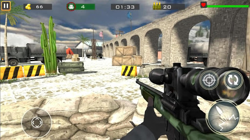 Counter Terrorist - Gun Shooting Game  gameplay | by HackJr.Pw 12