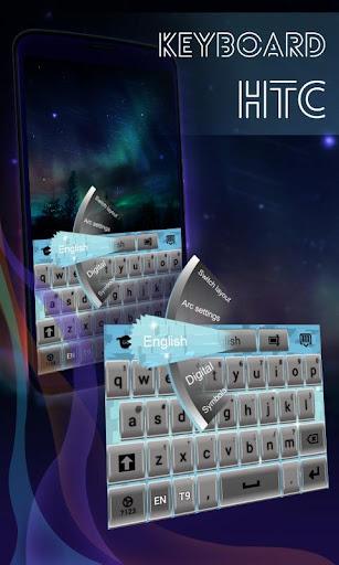 键盘的HTC One M8
