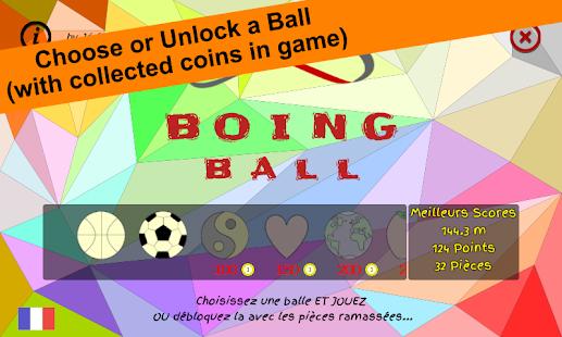 Infinite Boing Ball - náhled
