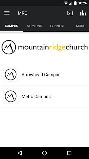 Mountain Ridge Church