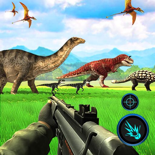 Dinosaurs Hunter Wild Jungle Animals Safari file APK for Gaming PC/PS3/PS4 Smart TV