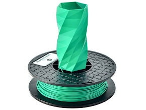 MadeSolid Opaque Green PET+ Filament - 3.00mm (1lb)