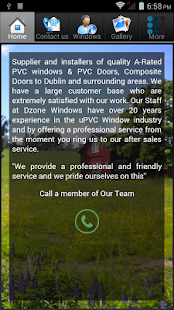 Dzone Windows & Doors Dublin- screenshot thumbnail
