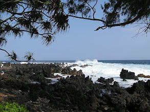 Photo: C1250073 Maui - wulkaniczne wybrzeze