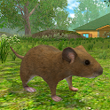 Mouse Simulator : rat rodent animal life icon