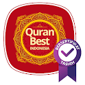 Quran Best Indonesia & Waktu Sholat icon
