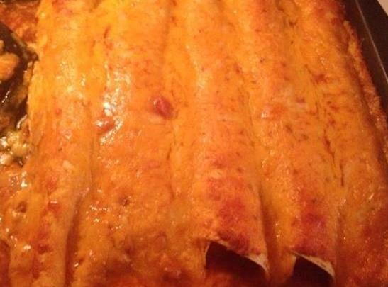 Make It Again Chicken Enchiladas Recipe
