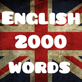 English language 2000 words