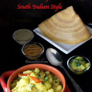 Masala Dosa Recipe South Indian Style | Special Masala Dosa | How to make Masala Dosa at Home