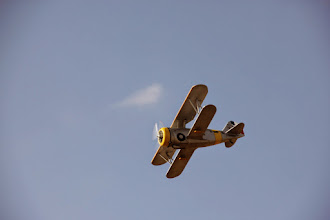 Photo: Grumman F3F