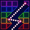 Neon Block Blast: Retro Brick Breaker Games