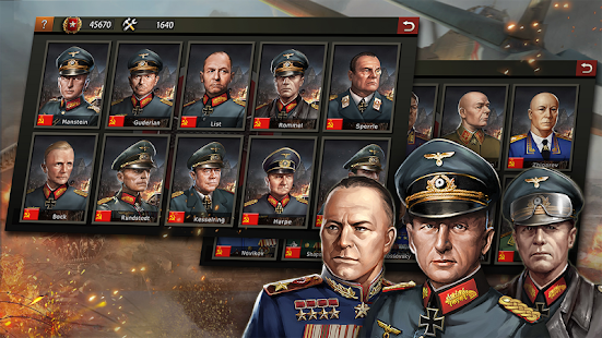 World War 2: 2. Weltkrieg Strategiespiele Screenshot