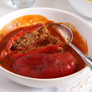 Stuffed Peppers With Ground Beef And Potatoes Recipes