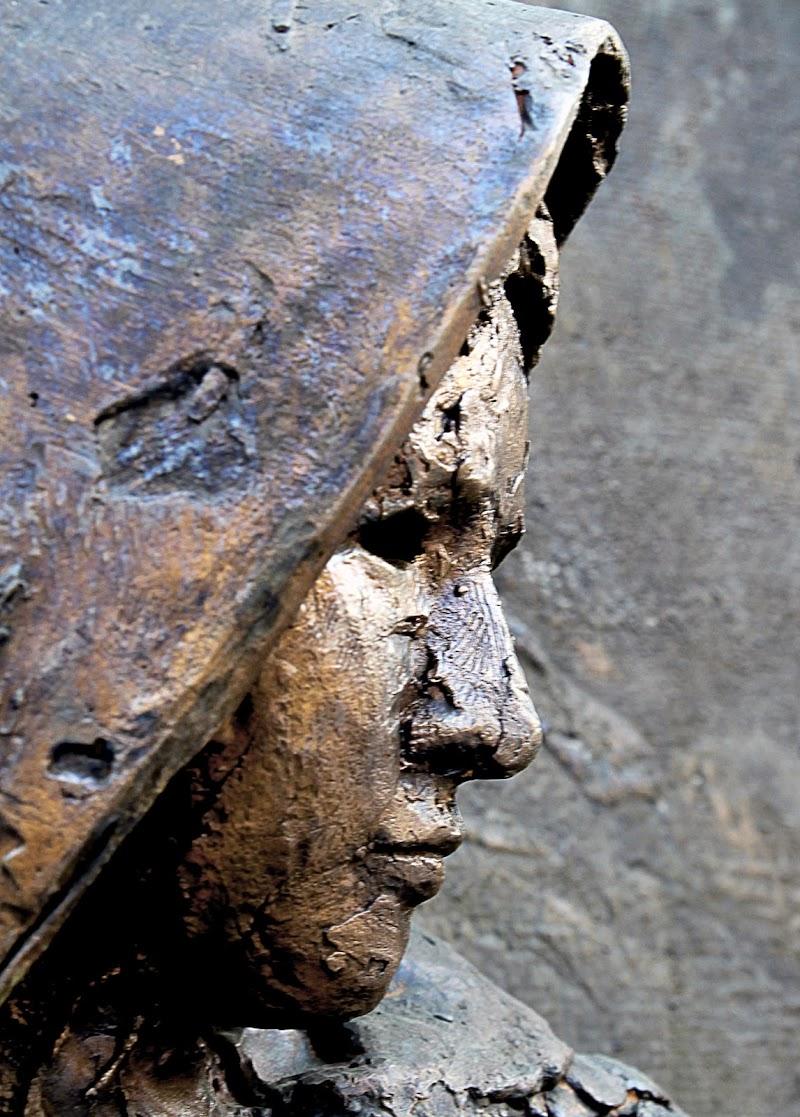 profilo di bronzo di gds75photo