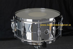 "14"" x6,5"" Gretsch Brooklyn Chrome Over Brass - GB4164"
