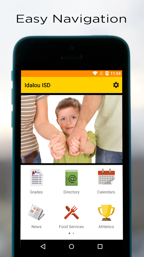 Idalou ISD- screenshot