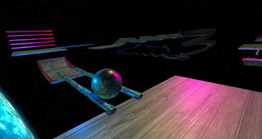 Nova Ball 3D - Balance Rolling Ball Free apkpoly screenshots 9