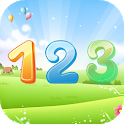 Number Bubbles - Learning Numbers Game for Kids 🔢 icon