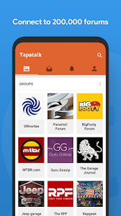 Tapatalk Pro – 200,000+ Forums 2