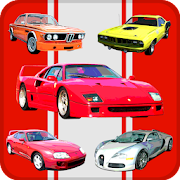 Autorama: Free Memory Automobile Car Matching Game