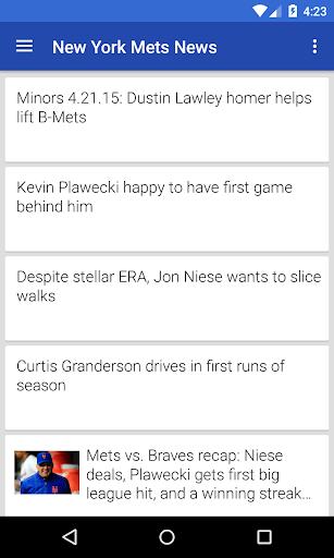 BIG NYM Baseball ニュース