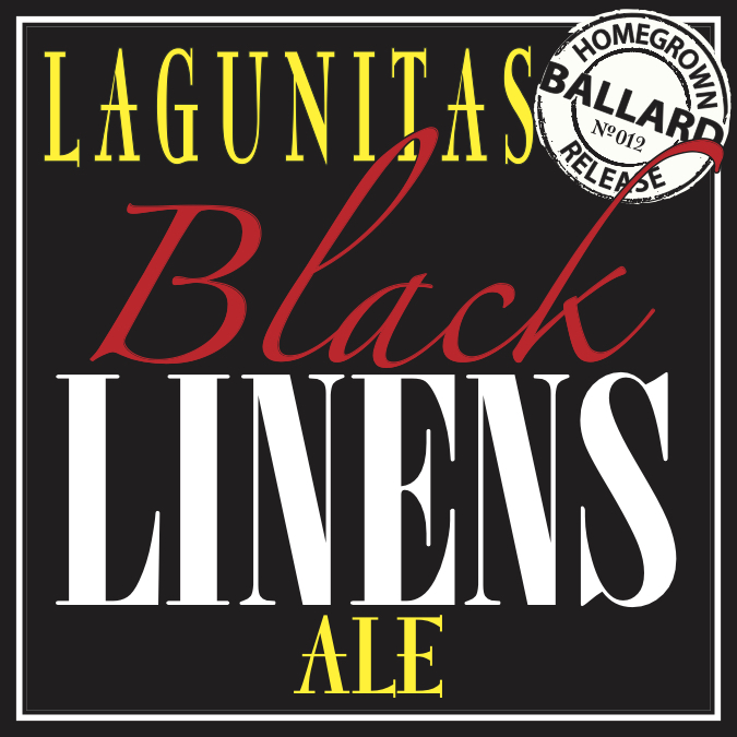 Logo of Lagunitas Black Linens