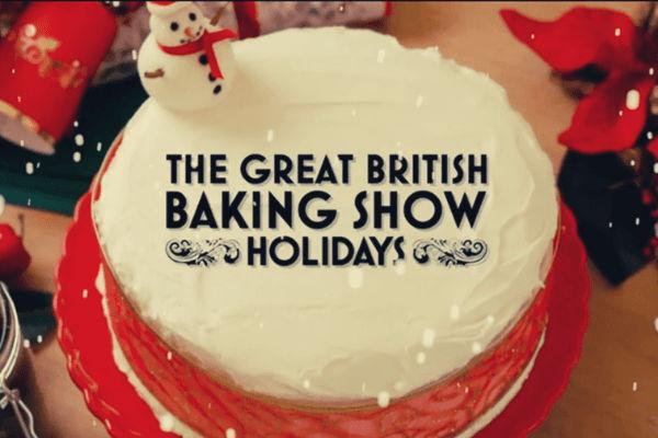 The Great British Baking Show: Holidays Season 3 poster