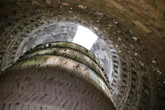 Photo: L'intérieur du puits...
