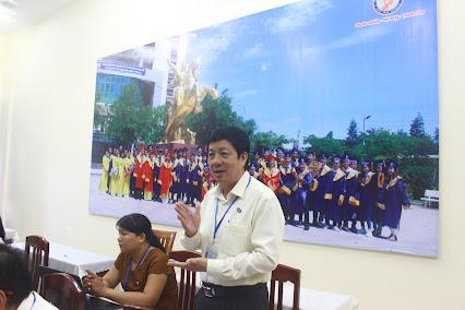 TS. Nguyễn Viết Dũng chia sẻ ý kiến