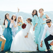 Wedding photographer Andrey Yusenkov (Yusenkov). Photo of 18.11.2018