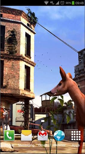 Apocalyptic City 3D LWP