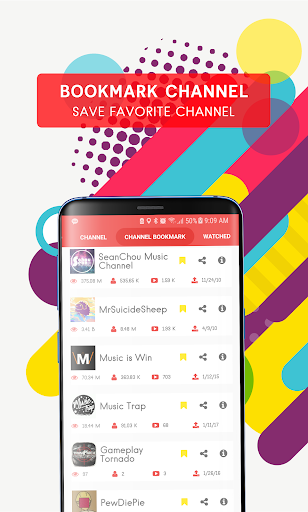 Video Manager for Youtube 3.6.4 screenshots 5