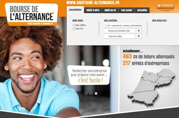 """Résultat de recherche d'images pour """"bourse alternance aquitaine"""""""