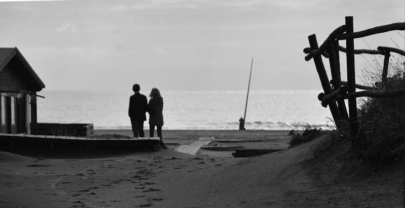 Al mare...da soli di Stefano Mondini