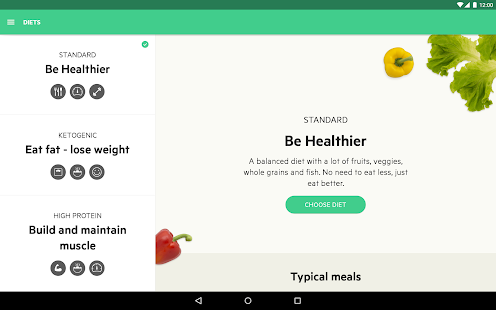 Lifesum - The Health Movement- screenshot thumbnail
