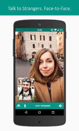 Strangers face to face chat apk