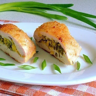 Stuffed Chicken With Herbs