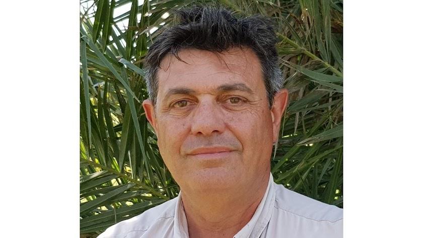 José Luis López Castro, profesor de la Universidad de Almería.