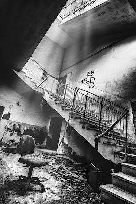 Chair & Stair di Alessandro Alessandri