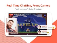 screenshot of Mobizen Live Stream for YouTube - live streaming