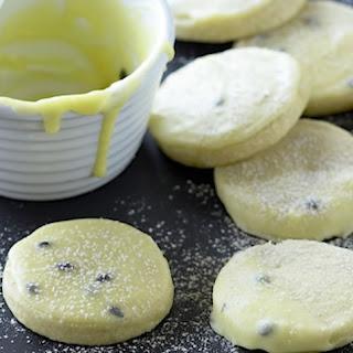 Passionfruit Shortbread Cookies