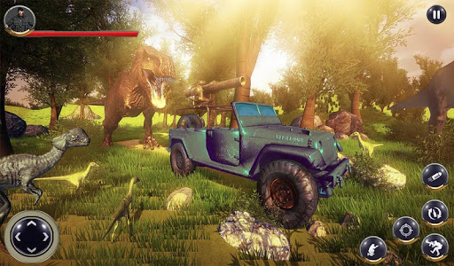 Deadly Dinosaur Shooting Games: Real Hunter Free
