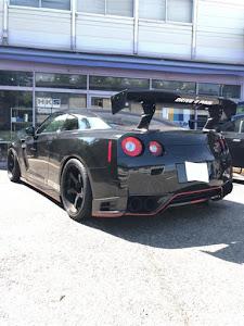 NISSAN GT-R  2011 ブラックエディションのカスタム事例画像 あつさんの2018年06月24日15:45の投稿
