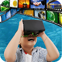 VR Video Player 360 SBS icon