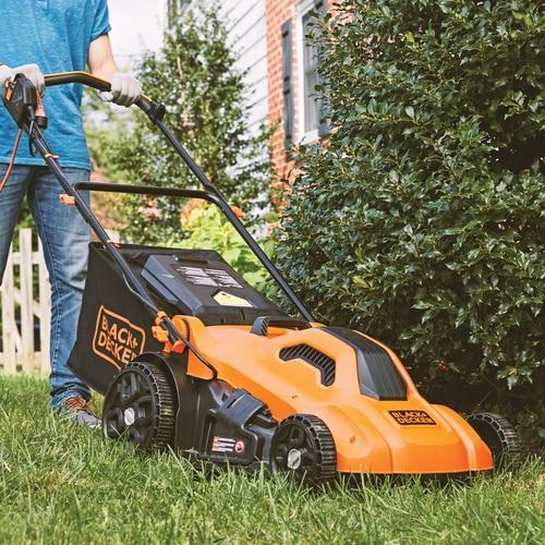 """13 Amp 20"""" Corded Electric Lawn Mower - BEMW213"""