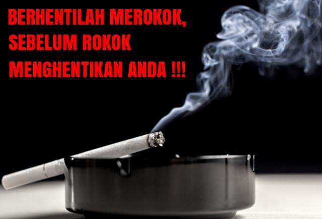 Bahaya Merokok Bagi Kesehatan Sistem Pernafasan