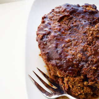 Healthy Meatloaf.