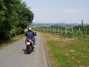 Photo: Freiheit auf Räder, Natur pur